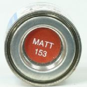 Humbrol 0153 Matt Insignia Red